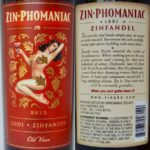 Zin-Phomaniac Lodi Zinfandel 2015 Wine Review