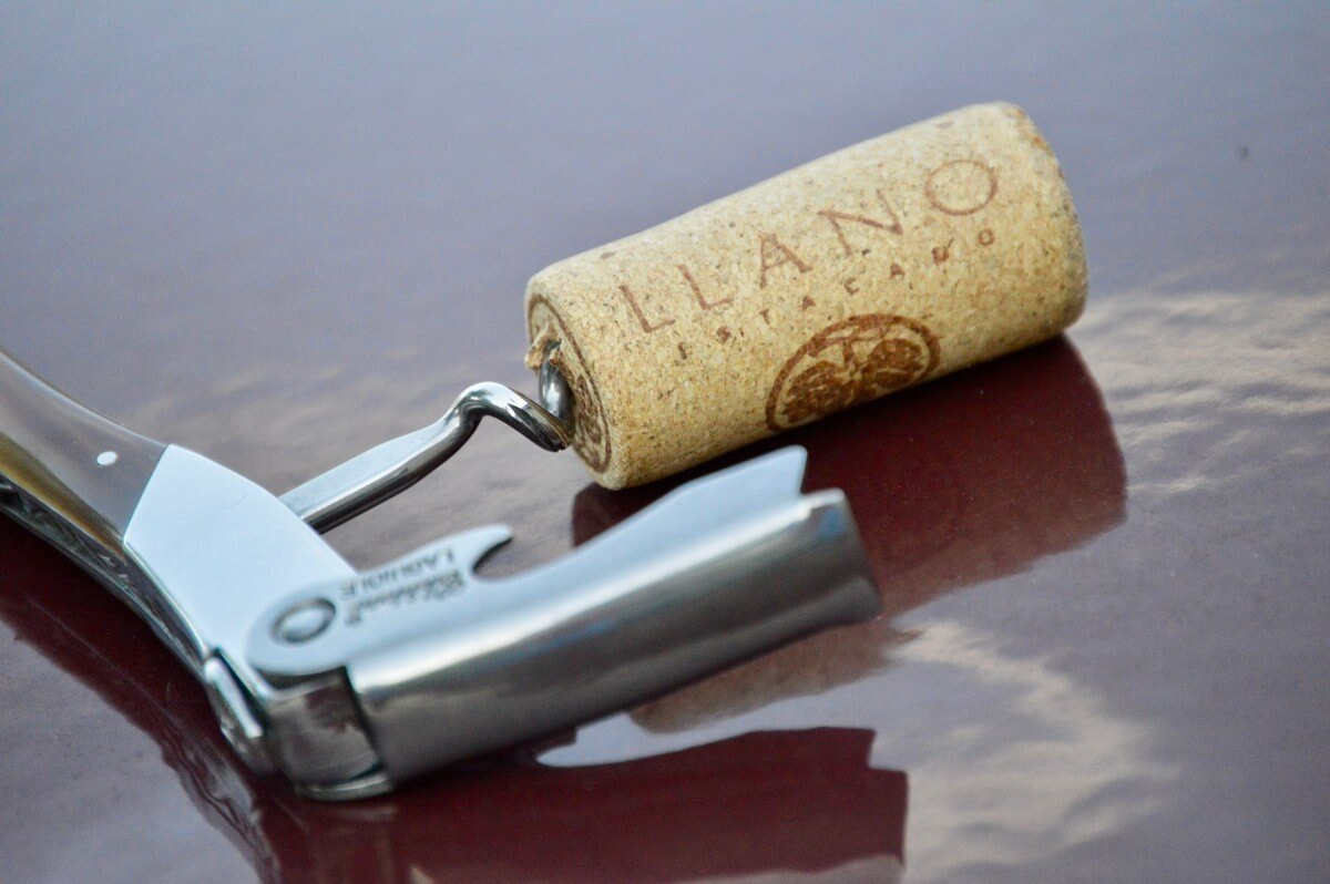 Llano Signature White cork