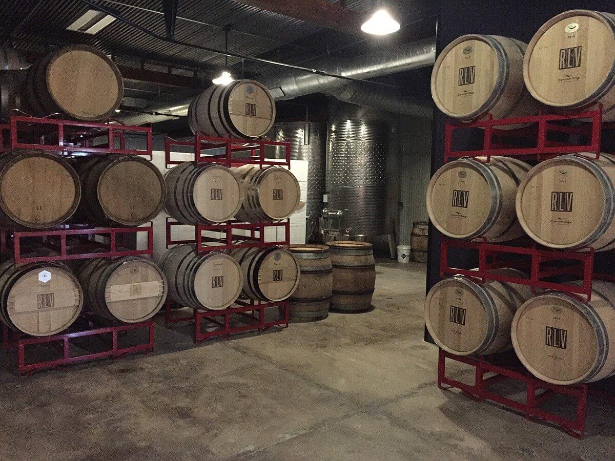 Rancho Loma Vineyards production area