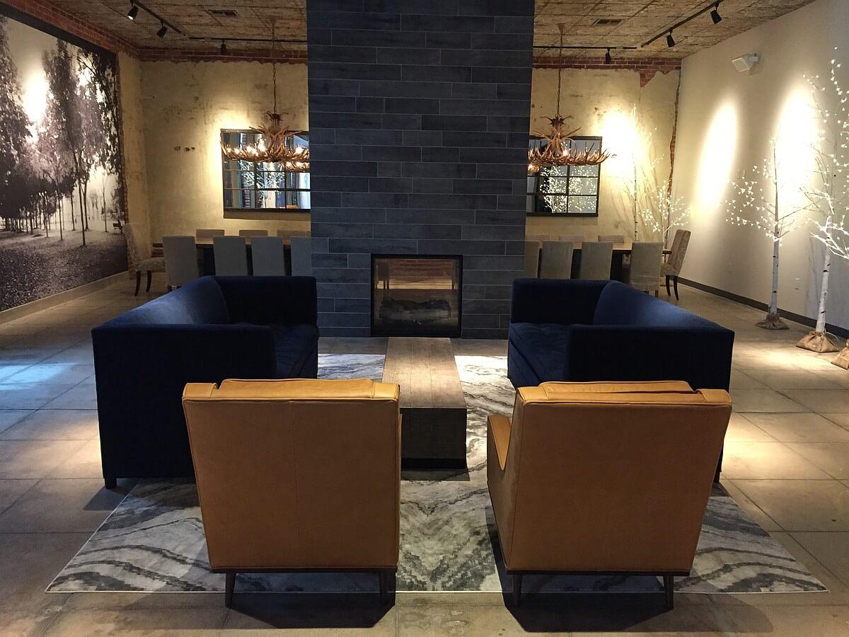 Rancho Loma Vineyards seating