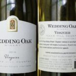 Wedding Oak Winery Viognier 2016 Wine Review