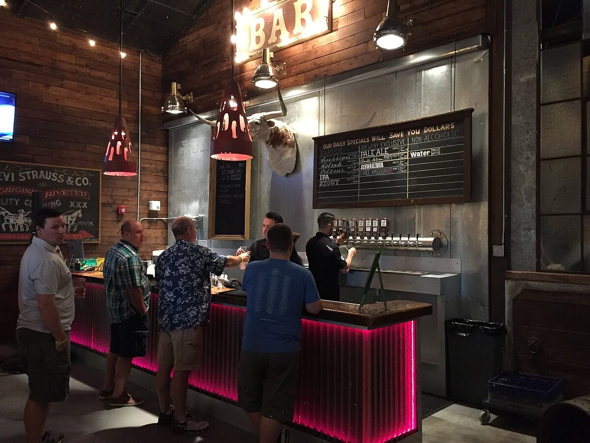 Braman Barrel taproom