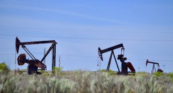 High Plains Oil Pump jacks