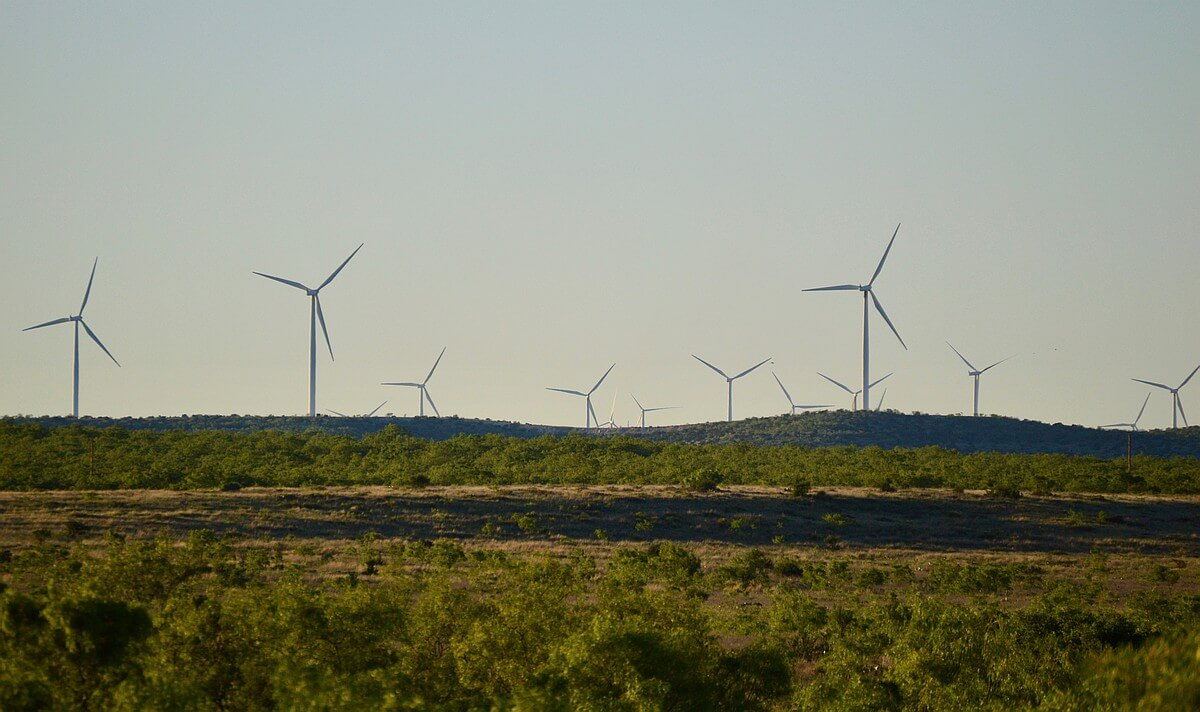 High Plains Wind turbines