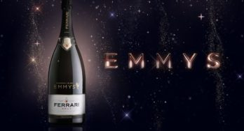 "Ferrari Trento 2017 ""Sparkling Wine Producer of the Year"" and Emmy Awards Sparkling Wine"