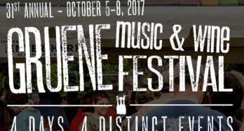 31st Annual Gruene Music & Wine Festival preview