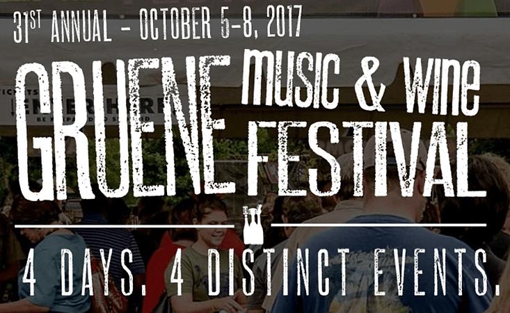 Gruene Music & Wine Festival