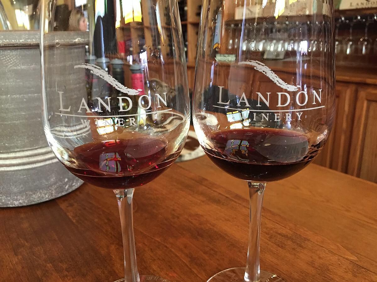 Landon Winery Tempranillo 2014 and 2015