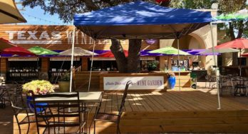 State Fair of Texas wine garden