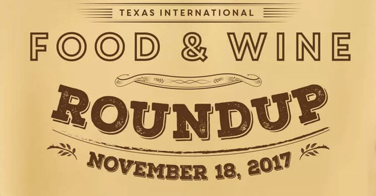 Texas International Food & Wine Roundup