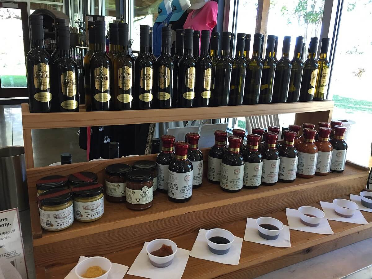 4.0 Cellars olive oils