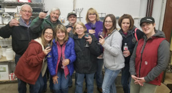 12-17 - Lost Oak Winery