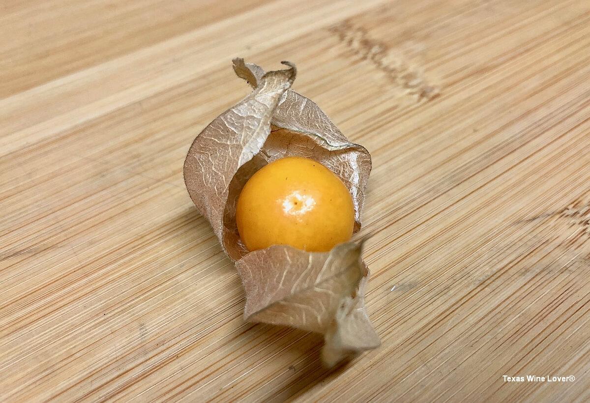 Gooseberry - a very popular descriptor of Sauvignon Blanc