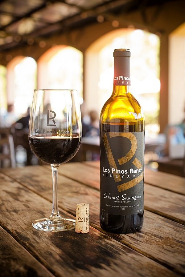 Los Pinos Ranch Vineyards Cabernet Sauvignon