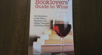 The Booklovers' Guide to Wine front cover