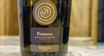 Bervini 1955 Prosecco bottle - featured