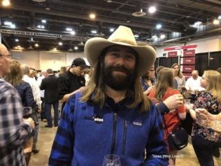 Ron Yates representing Ron Yates and Spicewood Vineyards