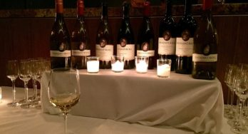 Pheasant Ridge Wine Dinner at Grace Fort Worth