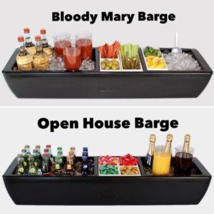 REVO Party Barge - Deep Black