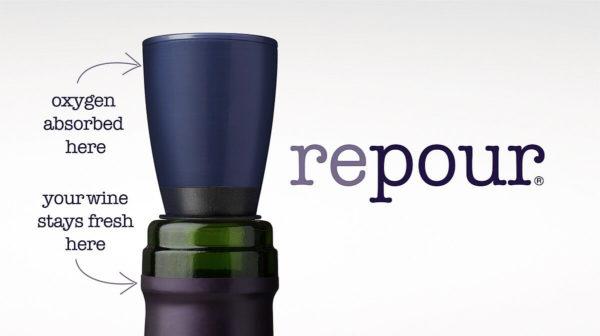 Repour oxygen use