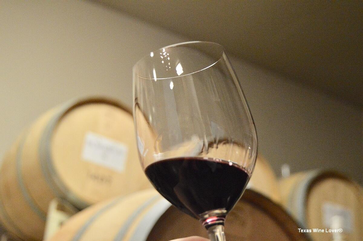 At Fall Creek Vineyards