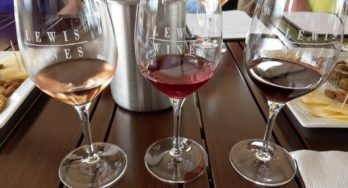 Lewis Wines Round Mountain Tasting March 2018