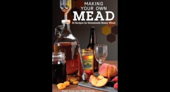 Making Your Own Mead front cover featured