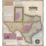Vinmaps Texas Wine Country Map, Appellations & Wineries review