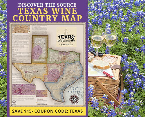 Vinmaps Texas coupon offer