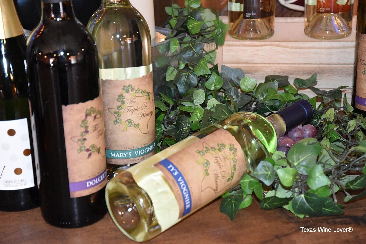Wine at Triple D