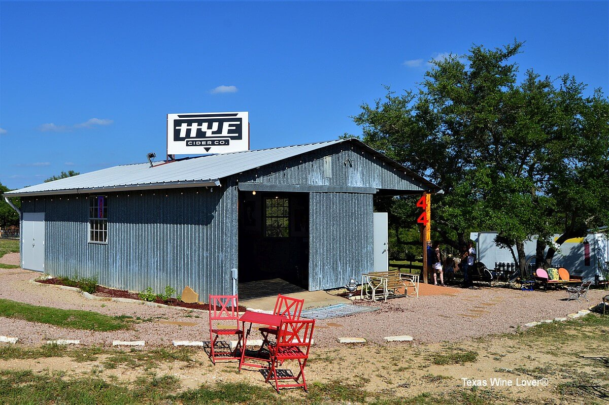 Hye Cider Company front view