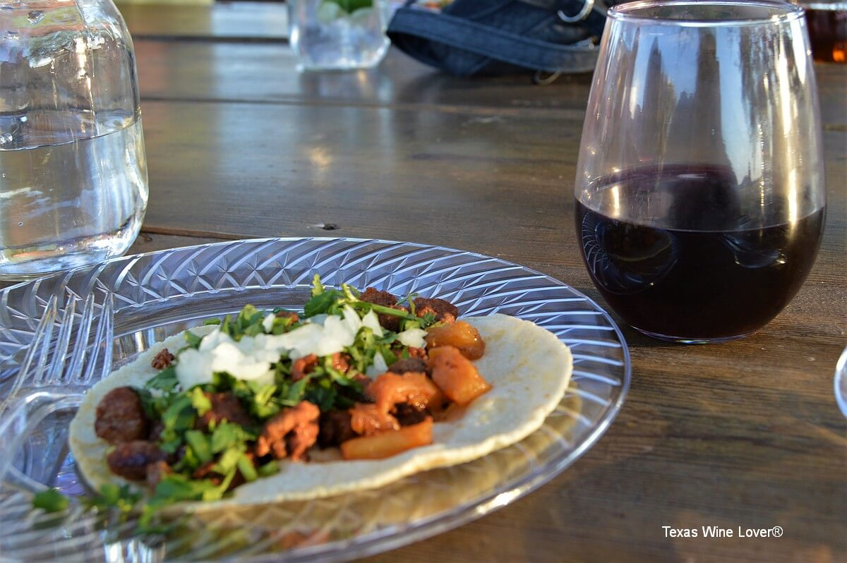Pork Carnitas and Tannat
