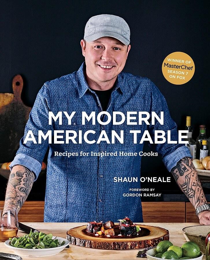 Shaun O'Neale Cookbook