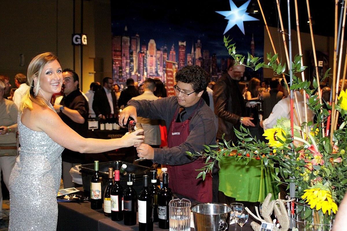 Wine and Food Week grand tasting