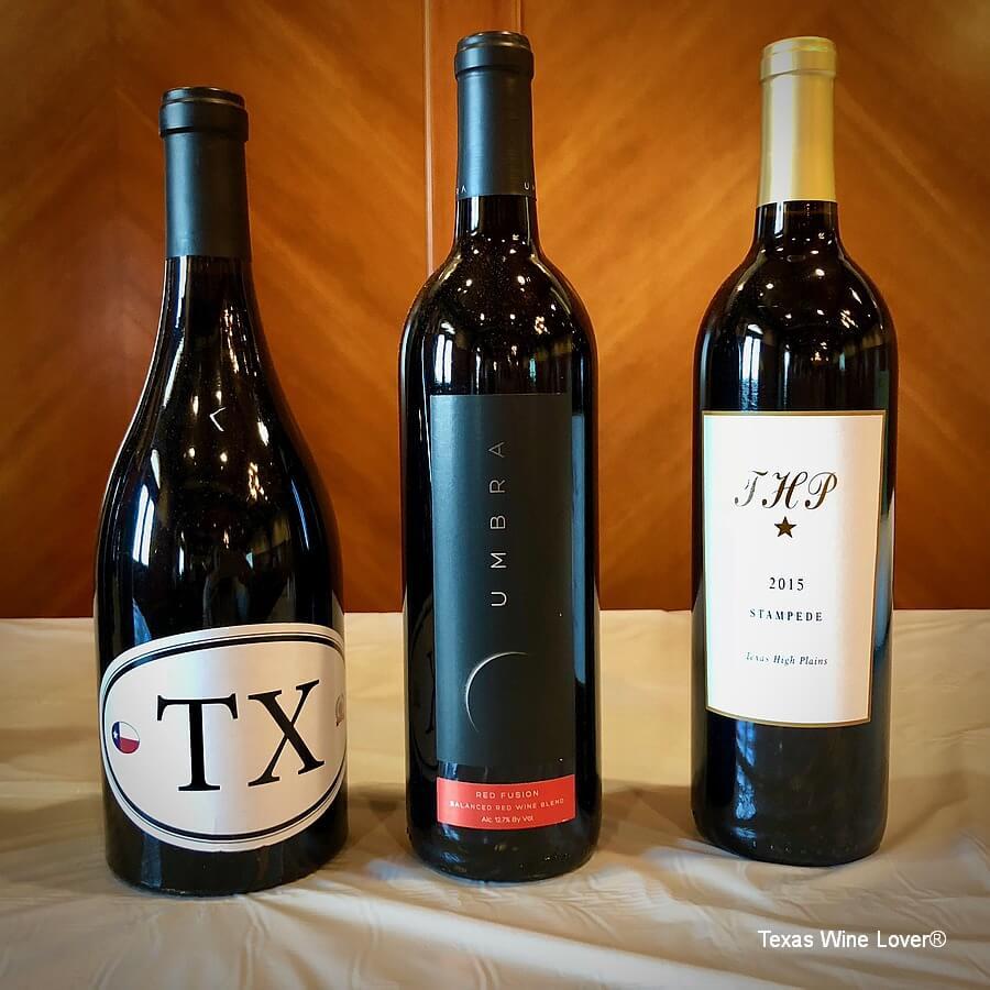 GWPS wines tasted