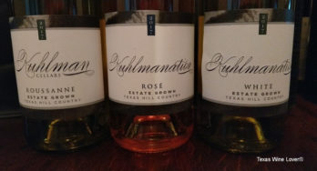 Kuhlman Cellars Releases Inaugural Estate Wines