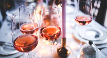 What Color Should Pink Wine Be?
