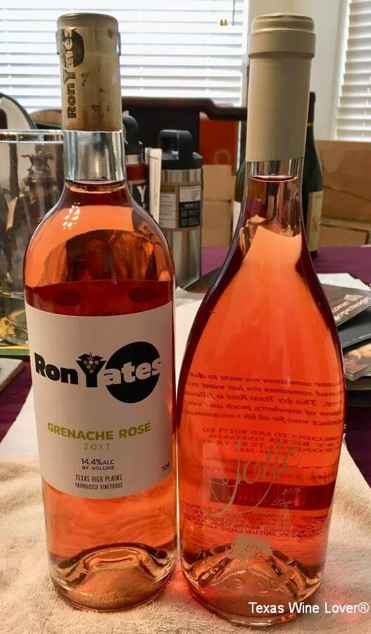 Rosé wines - Figure 4