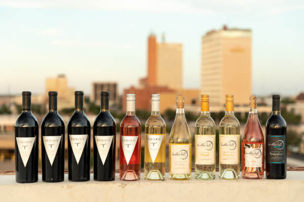 Trilogy and Burklee Hill wines