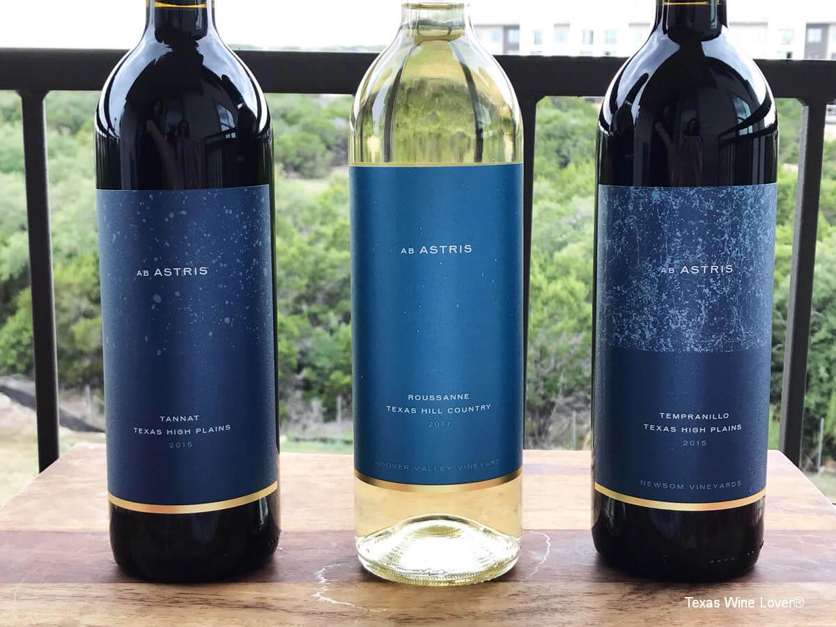 Ab Astris wines