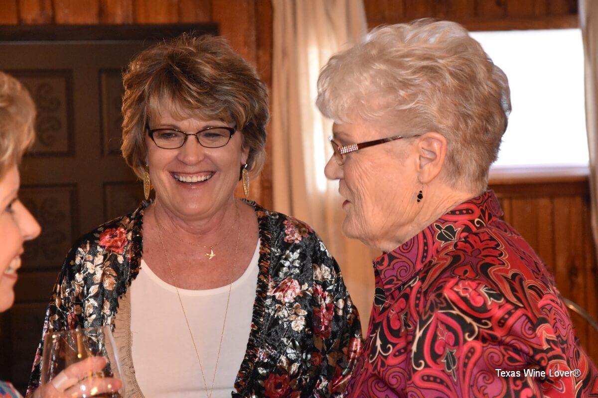 DeAnn Seaton and Peggy Bingham