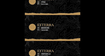 EX TERRA labels