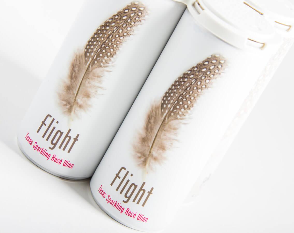 Kiepersol Flight canned wine