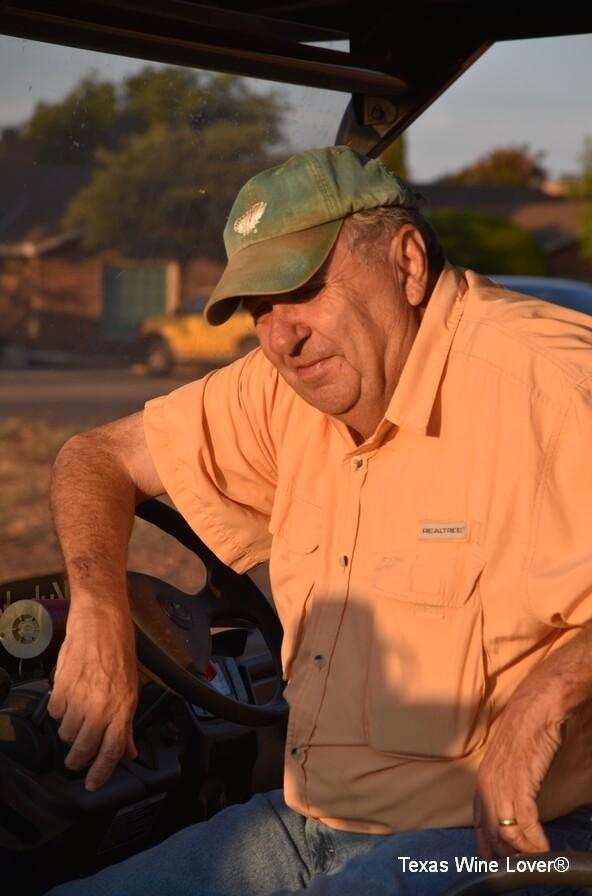 Tom Hesse of Castaño Prado