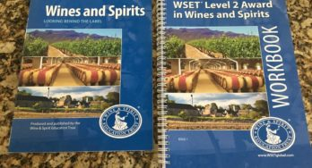 WSET2 Text and Workbooks