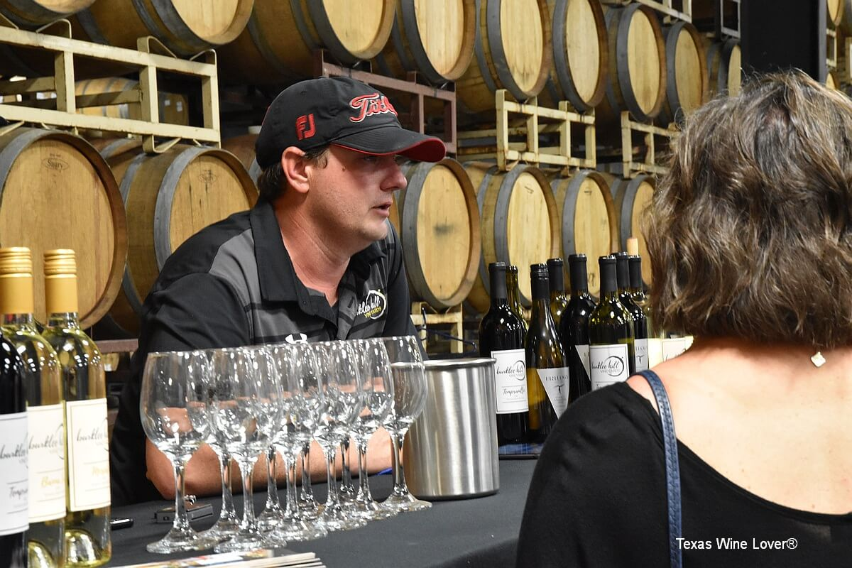 Chace Hill of Burklee Hill Vineyards