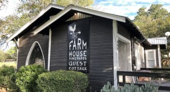 Farmhouse Vineyards Guest Cottage