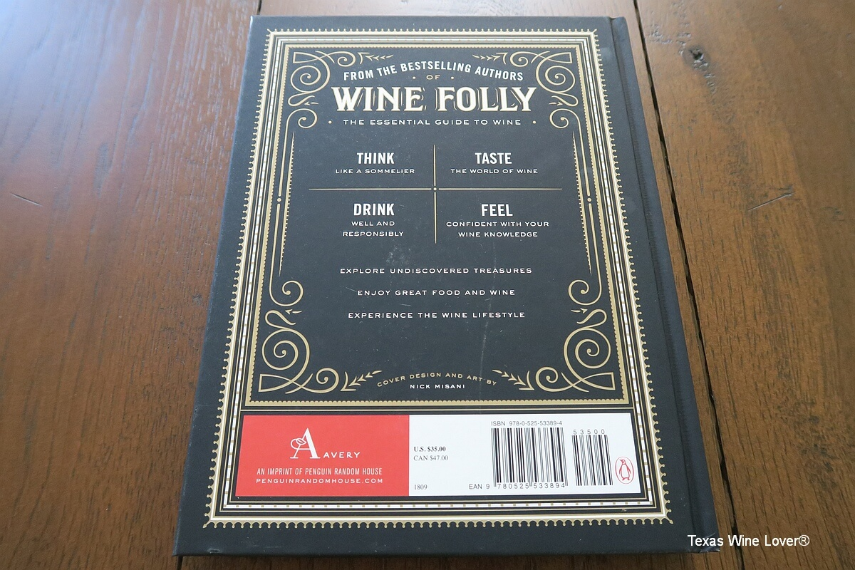 Wine Folly: Magnum Edition: The Master Guide back cover
