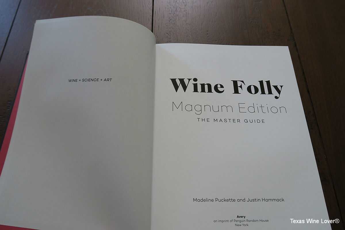 Wine Folly: Magnum Edition: The Master Guide title page