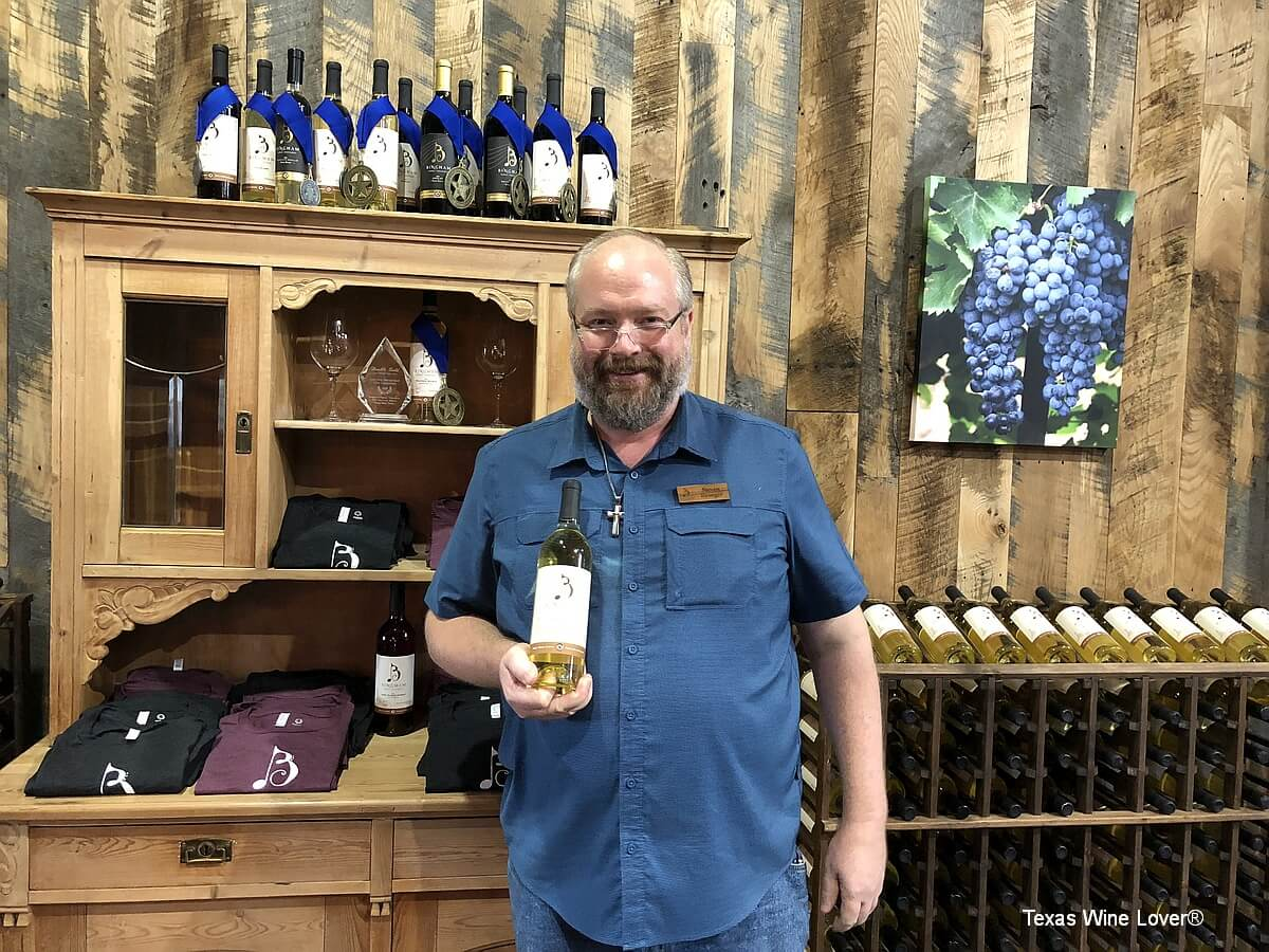Steven Krueger of Bingham Family Vineyards